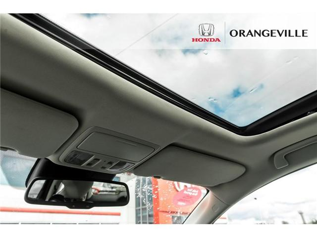 2015 Honda CR-V Touring (Stk: U3027) in Orangeville - Image 16 of 20
