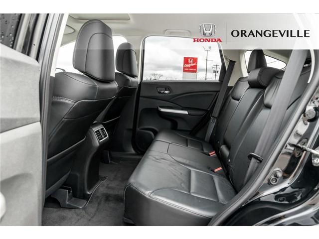 2015 Honda CR-V Touring (Stk: U3027) in Orangeville - Image 18 of 20
