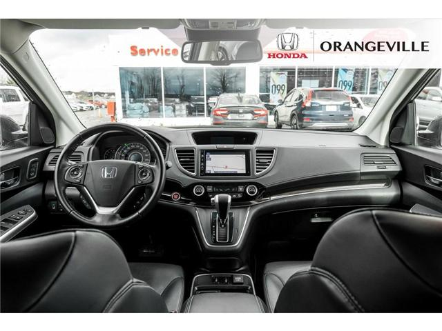 2015 Honda CR-V Touring (Stk: U3027) in Orangeville - Image 19 of 20