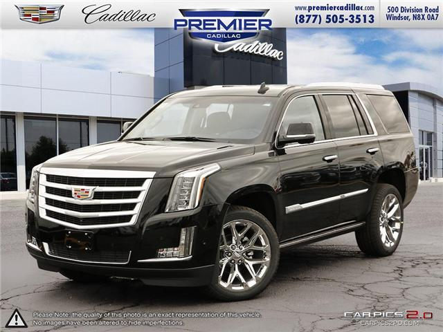 2019 Cadillac Escalade Premium Luxury (Stk: 191286) in Windsor - Image 1 of 27