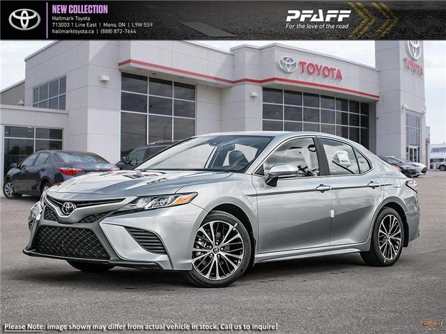 2019 Toyota Camry 4-Door Sedan SE 6A (Stk: H19133) in Orangeville - Image 1 of 24