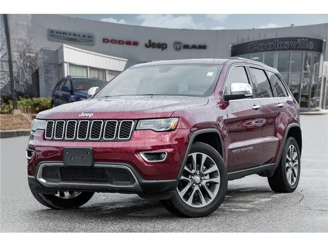 2018 Jeep Grand Cherokee Limited (Stk: 7782PR) in Mississauga - Image 2 of 22