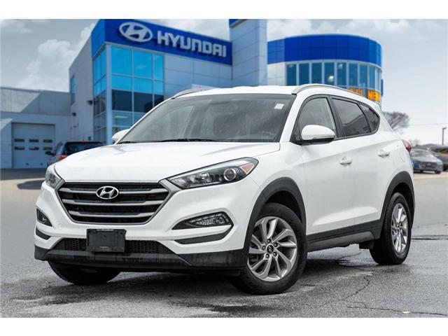 2016 Hyundai Tucson  (Stk: H765197T) in Mississauga - Image 1 of 20