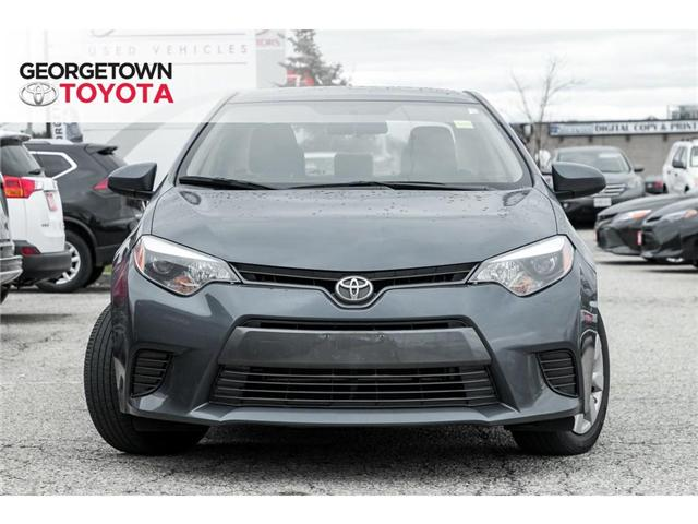 2015 Toyota Corolla  (Stk: 15-03717) in Georgetown - Image 2 of 19