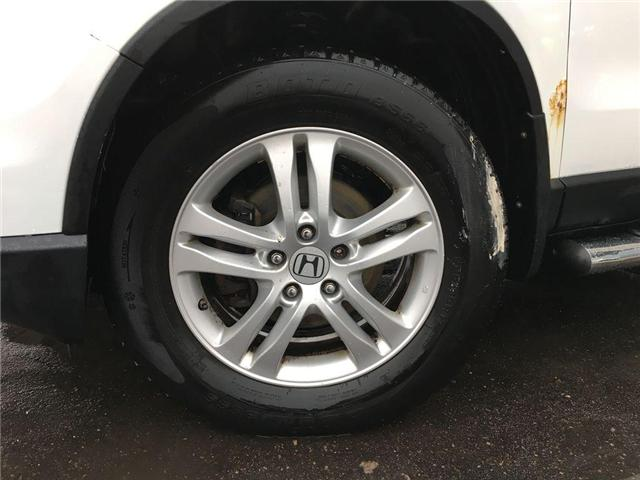 2011 Honda CR-V EX 4WD ALLOYS, SUNROOF, ABS, SIDE STEP, TINT, POWE (Stk: 42478A) in Brampton - Image 2 of 24