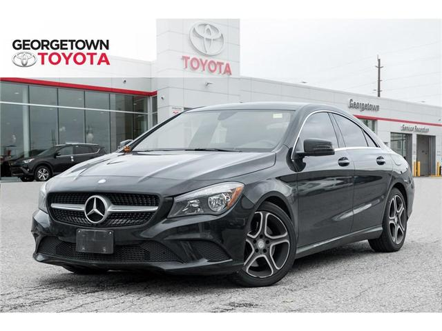 2016 Mercedes-Benz CLA-Class Base (Stk: 16-47928) in Georgetown - Image 1 of 22
