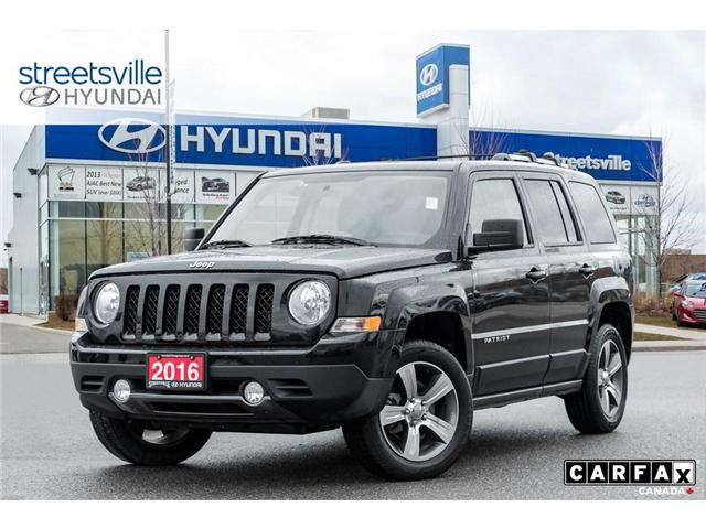 2016 Jeep Patriot  (Stk: 18GT048A) in Mississauga - Image 1 of 20