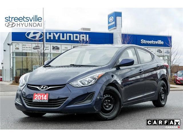 2014 Hyundai Elantra  (Stk: 18EL024A) in Mississauga - Image 1 of 20