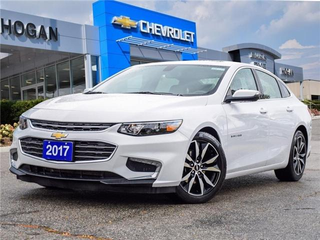 2017 Chevrolet Malibu 1LT (Stk: A286664) in Scarborough - Image 1 of 28