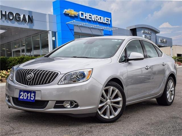 2015 Buick Verano Leather (Stk: A151980) in Scarborough - Image 1 of 27