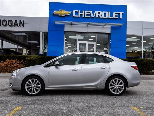 2015 Buick Verano Leather (Stk: A151980) in Scarborough - Image 2 of 27