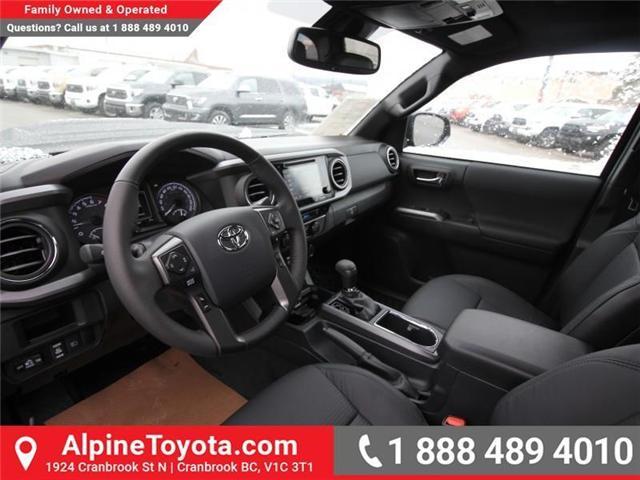 2019 Toyota Tacoma SR5 V6 (Stk: X038848) in Cranbrook - Image 9 of 22