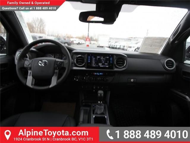 2019 Toyota Tacoma SR5 V6 (Stk: X038848) in Cranbrook - Image 10 of 22