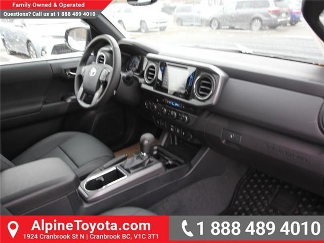2019 Toyota Tacoma SR5 V6 (Stk: X038848) in Cranbrook - Image 11 of 22
