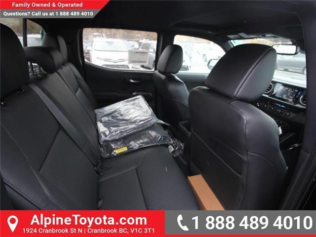 2019 Toyota Tacoma SR5 V6 (Stk: X038848) in Cranbrook - Image 12 of 22