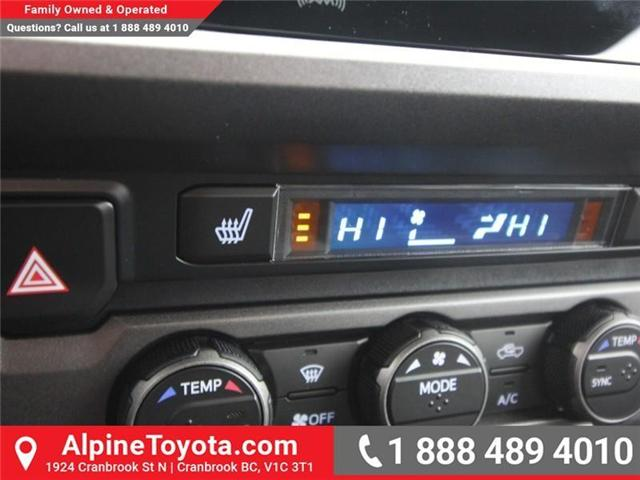 2019 Toyota Tacoma SR5 V6 (Stk: X038848) in Cranbrook - Image 14 of 22