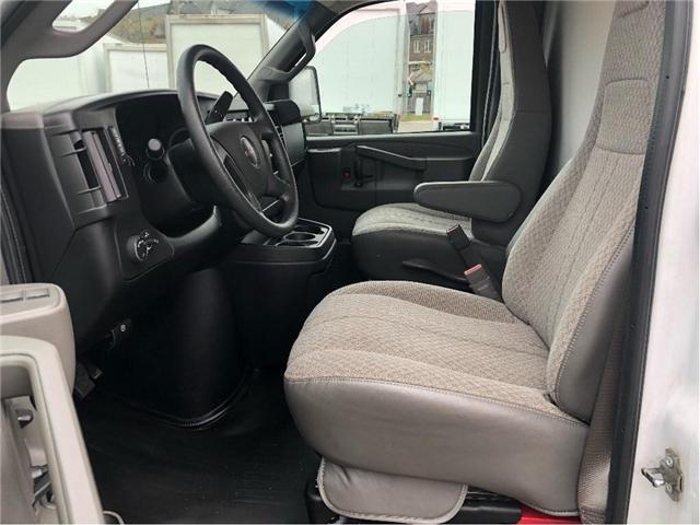 2017 GMC Savana Sold!Used 2017 GMC Savana 16' Cube Van (Stk: STN002112T) in Toronto - Image 11 of 15