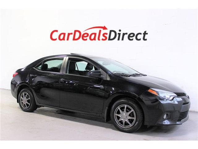 2014 Toyota Corolla  (Stk: 012783) in Vaughan - Image 1 of 30