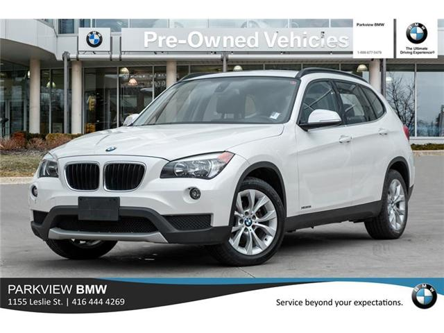 2014 BMW X1 xDrive28i (Stk: 41455A) in Toronto - Image 1 of 20