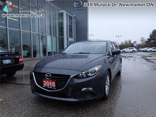 2015 Mazda Mazda3 GS (Stk: 14089) in Newmarket - Image 1 of 30