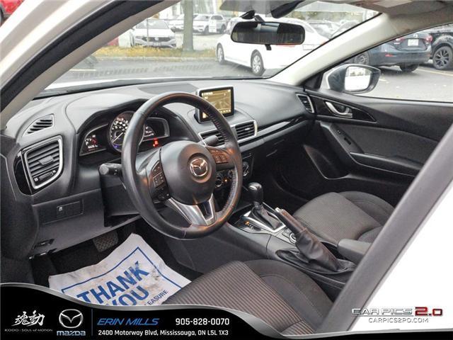 2016 Mazda Mazda3 GS (Stk: P4426) in Mississauga - Image 8 of 17