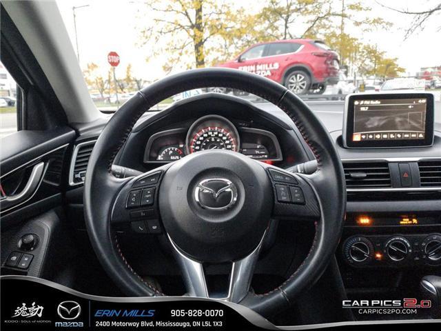 2016 Mazda Mazda3 GS (Stk: P4426) in Mississauga - Image 9 of 17