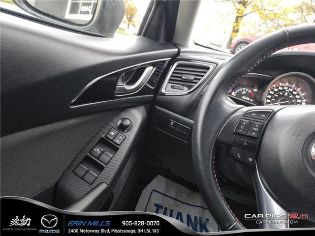 2016 Mazda Mazda3 GS (Stk: P4426) in Mississauga - Image 11 of 17