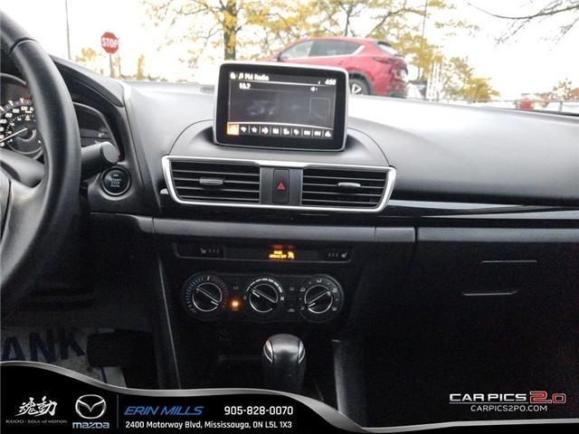 2016 Mazda Mazda3 GS (Stk: P4426) in Mississauga - Image 13 of 17