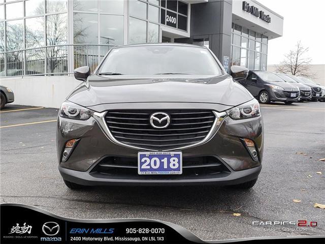 2018 Mazda CX-3 GS (Stk: 18-0006TA) in Mississauga - Image 2 of 16