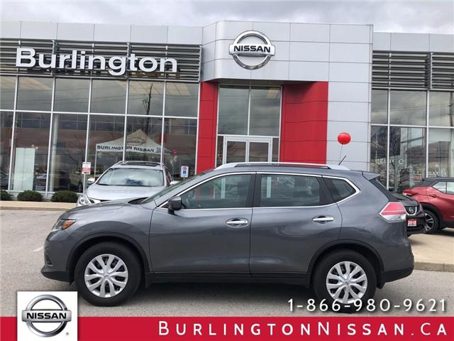 2016 Nissan Rogue  (Stk: A6556) in Burlington - Image 1 of 18