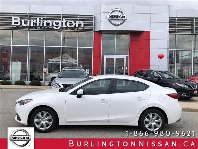 2015 Mazda Mazda3 GX (Stk: X8110A) in Burlington - Image 1 of 18