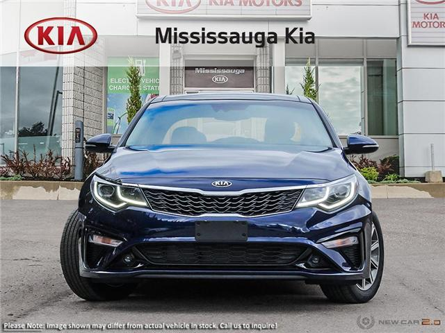 2019 Kia Optima EX Tech (Stk: OP19006) in Mississauga - Image 2 of 24