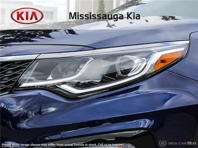 2019 Kia Optima EX Tech (Stk: OP19006) in Mississauga - Image 10 of 24