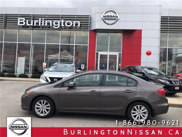 2012 Honda Civic EX-L (Stk: X8091A) in Burlington - Image 1 of 20