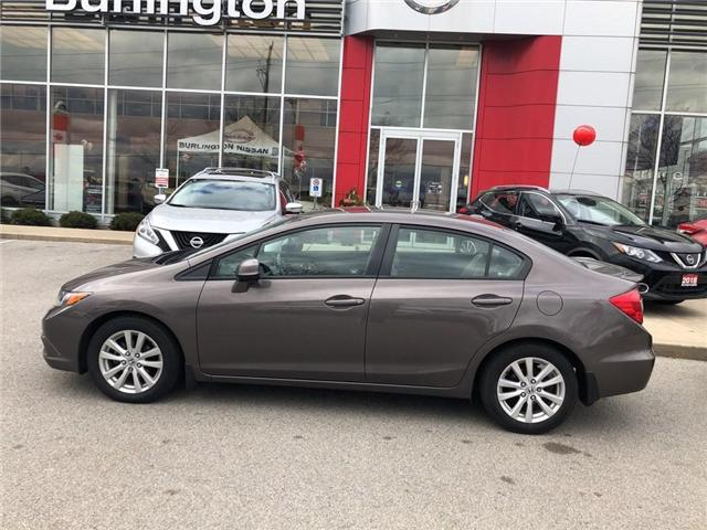 2012 Honda Civic EX-L (Stk: X8091A) in Burlington - Image 2 of 20