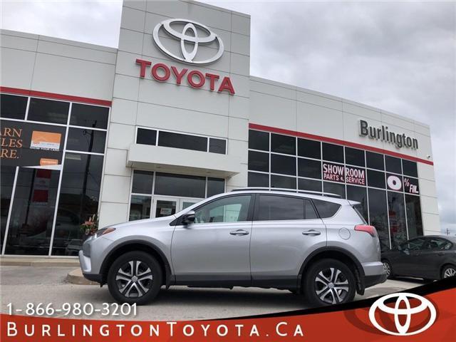 2017 Toyota RAV4 LE (Stk: U10448) in Burlington - Image 1 of 18