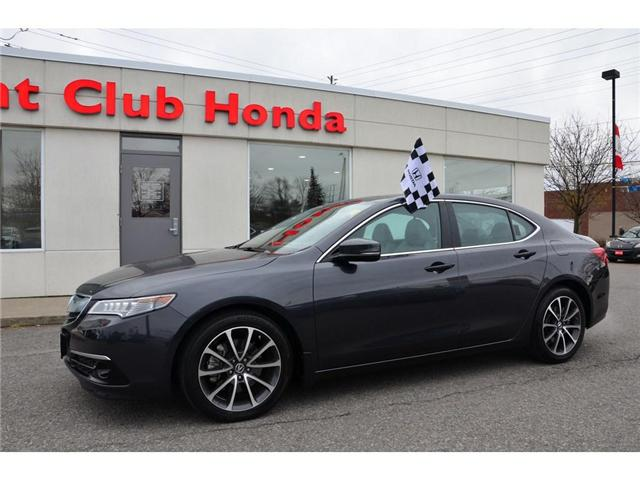 2015 Acura TLX V6 Elite (Stk: Y00933A) in Gloucester - Image 2 of 27