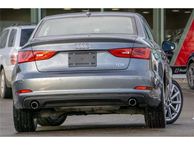 2015 Audi A3 2.0T Progressiv (Stk: U0721) in Calgary - Image 2 of 8