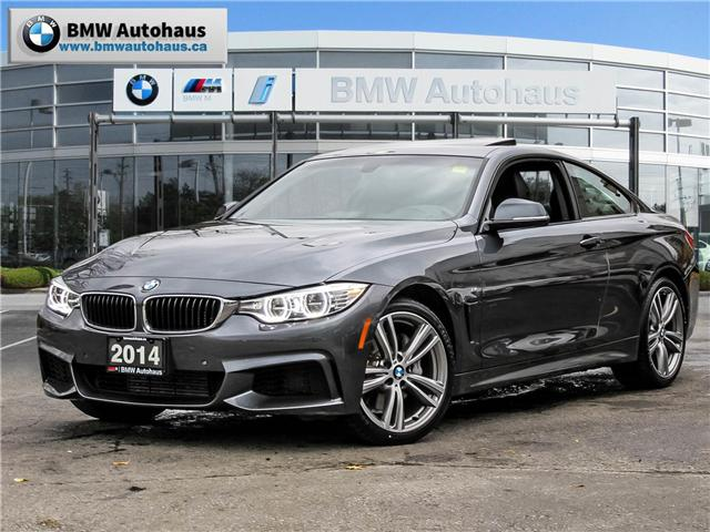 2014 BMW 435i xDrive (Stk: 19170A) in Thornhill - Image 1 of 22