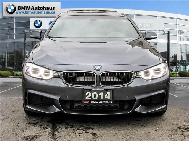2014 BMW 435i xDrive (Stk: 19170A) in Thornhill - Image 2 of 22
