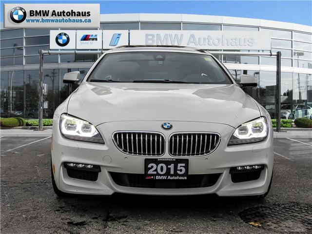 2015 BMW 650i xDrive (Stk: P8621) in Thornhill - Image 2 of 22