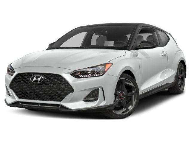 2019 Hyundai Veloster Turbo Tech (Stk: KU012159) in Mississauga - Image 1 of 9