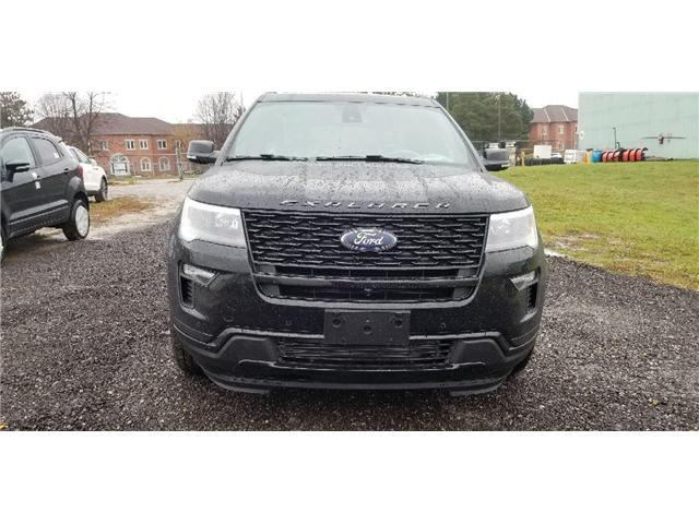 2019 Ford Explorer Sport (Stk: 19ER0282) in Unionville - Image 2 of 13