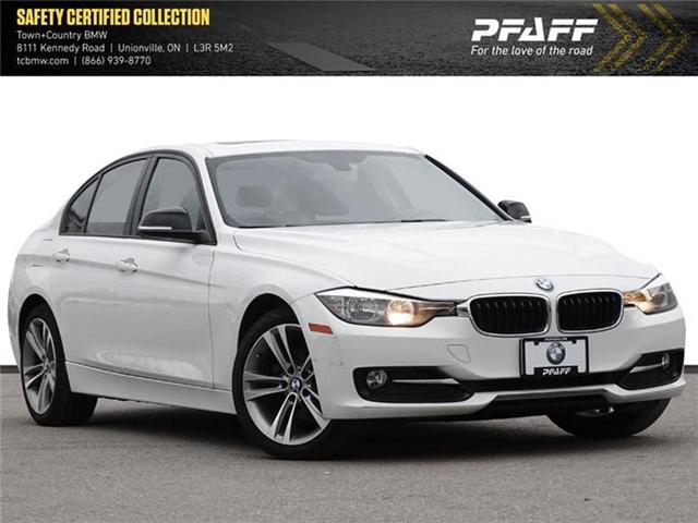 2015 BMW 320i xDrive (Stk: D11639) in Markham - Image 1 of 19
