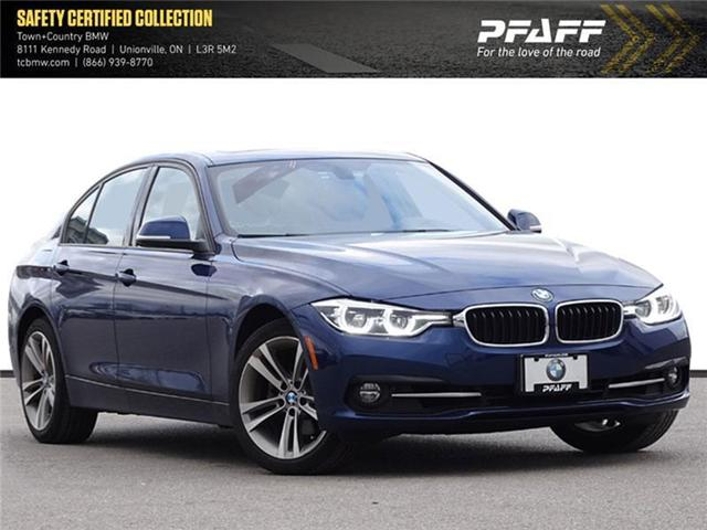 2018 BMW 330i xDrive (Stk: O11634) in Markham - Image 1 of 21
