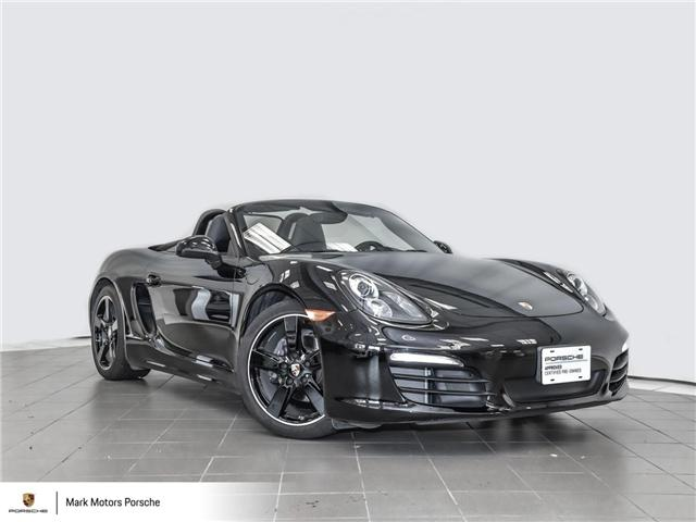 2015 Porsche Boxster Base (Stk: PP264) in Ottawa - Image 1 of 26