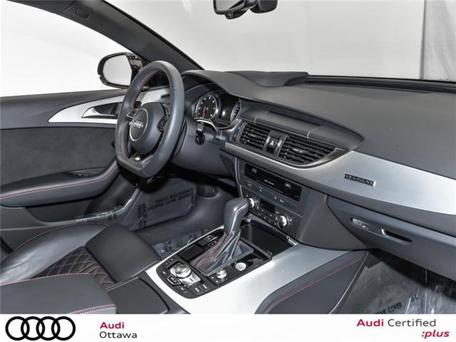 2017 Audi A6 3.0T Competition (Stk: 52178A) in Ottawa - Image 18 of 22