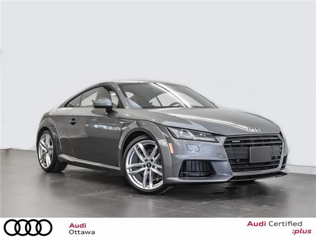 2016 Audi TT 2.0T (Stk: PA477) in Ottawa - Image 1 of 22