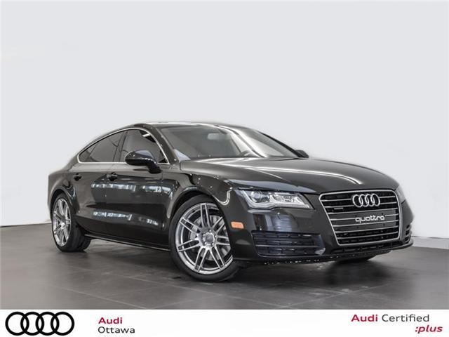 2014 Audi A7 3.0 Progressiv (Stk: PA483) in Ottawa - Image 1 of 22