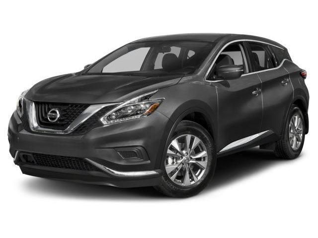 2018 Nissan Murano Platinum (Stk: JN193485) in Cobourg - Image 1 of 9